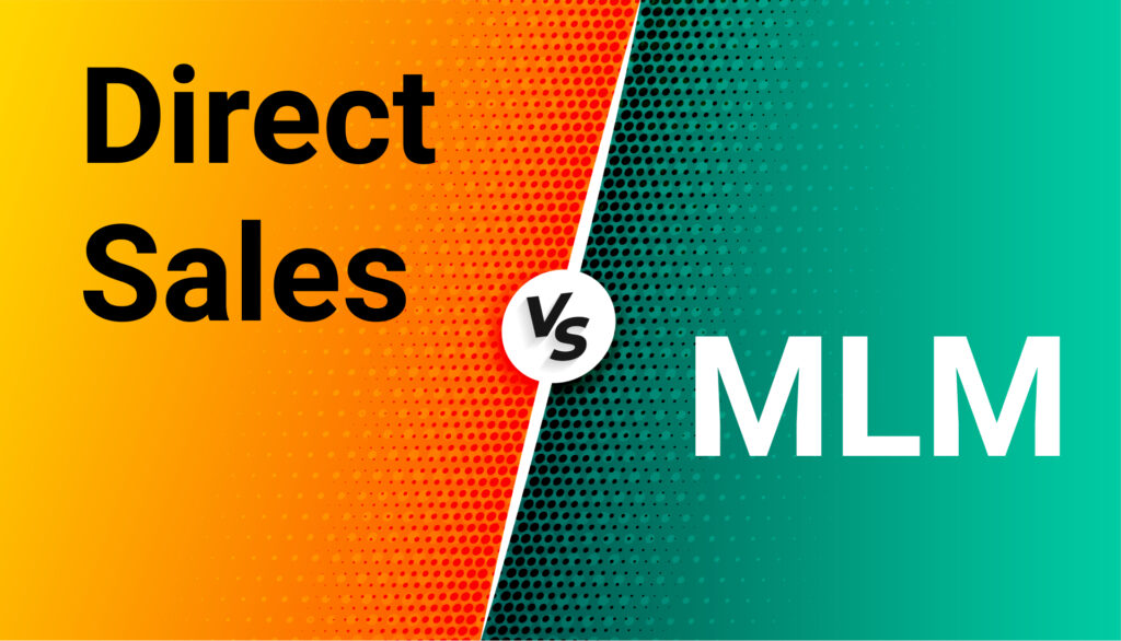 Direct sales vs mlm - what is the difference