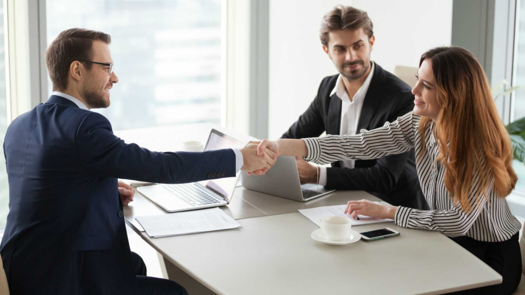 Senior Salesmen Can Take Part in the Onboarding Process and Speed Up It